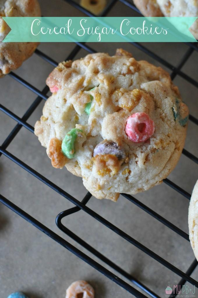 cereal sugar cookies
