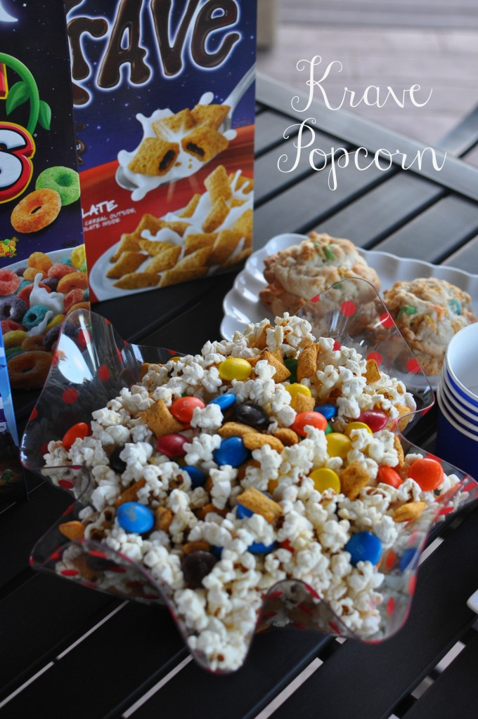 krave popcorn