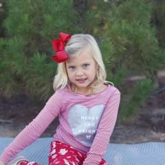 PJ's, Hot Cocoa & a Christmas Tree Farm