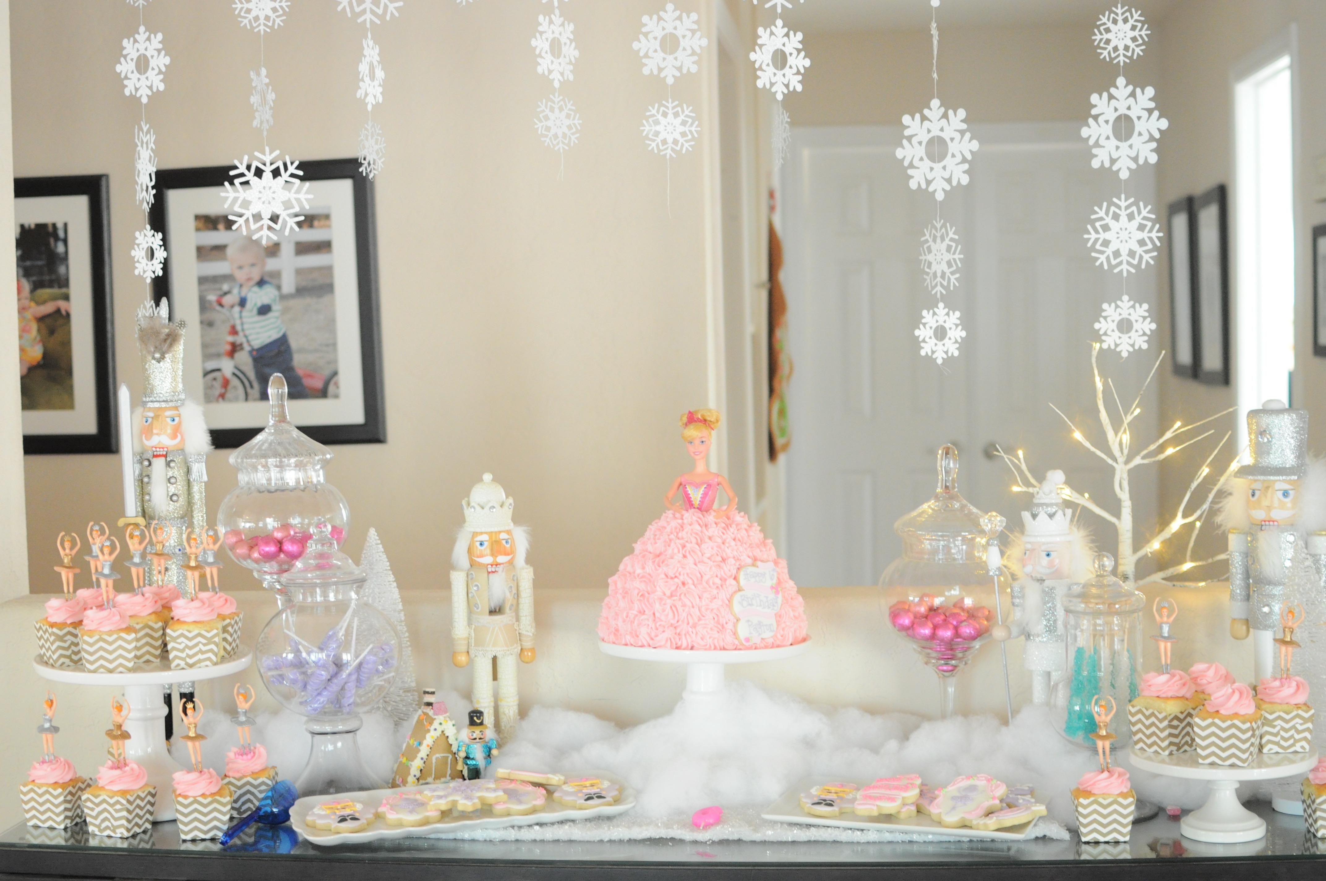 A Nutcracker, Sugarplum Fairy Celebration