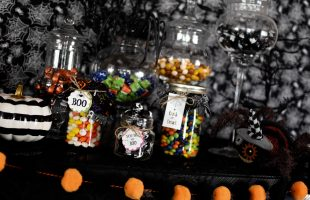 You're My Boo – Spooky Candy Bar – #spookytreats